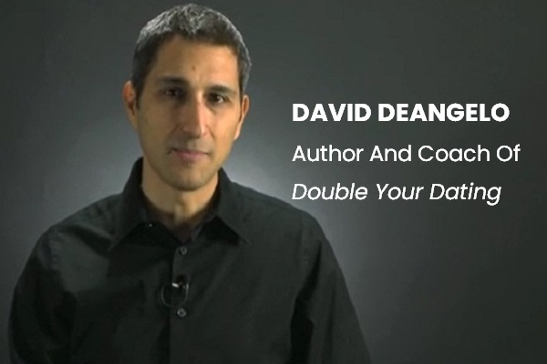 Double Your Dating Author David DeAngelo