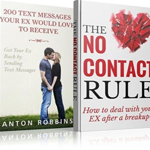 Get Your Ex Back - Publishing Box Set - 200 Text Messages