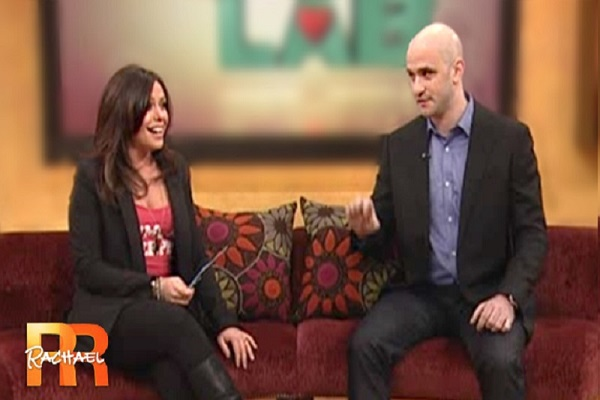 Michael Fiore At Rachael Ray's Show