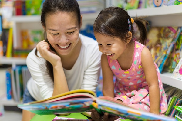 3 Tips To Teach Your Child Reading